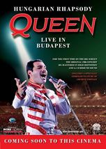Queen Live In Budapest 86