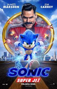 Sonic: Super jež - titl