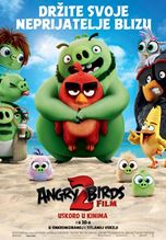 Angry Birds Film 2 3D 4DX - sink