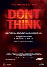 The Chemical Brothers: Dont Think