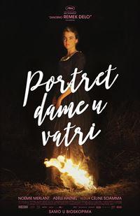 Portret dame u vatri