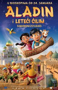 Aladin i leteći ćilim - sinh