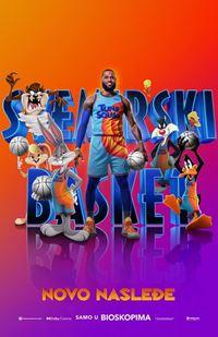 Svemirski basket: Novo nasleđe - sinh