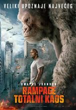 Rampage: Totalni kaos 3D 4DX