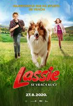 Lassie se vraća kući