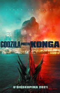 Godzila protiv Konga 3D 4DX