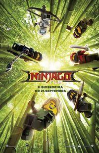 Lego Ninjago Film - titl