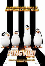 Pingvini s Madagaskara AURO 3D SINK