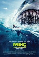Meg: Predator iz dubina 3D IMAX