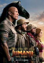 Jumanji: Iduća razina 3D