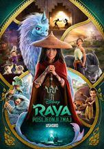 Raya i posljednji zmaj IMAX - sink